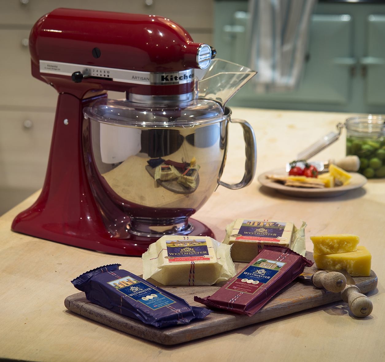 Westminster KitchenAid Competition