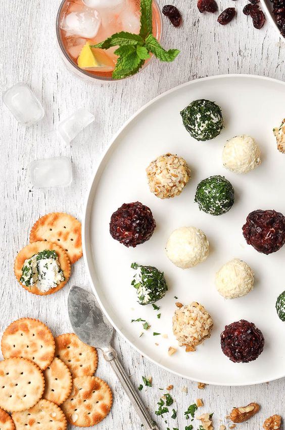 cheese truffles recipe