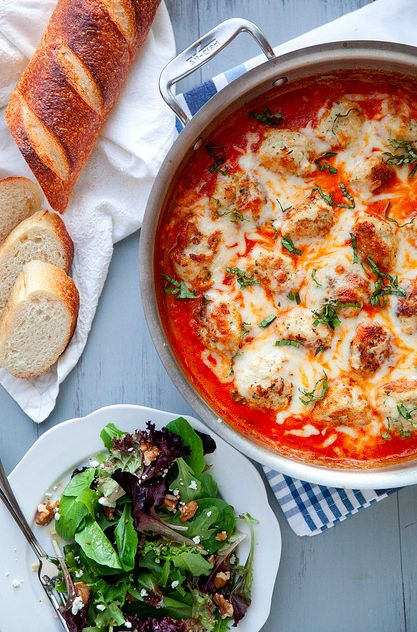 parmesan meatball recipe