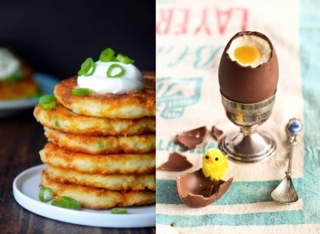 Easter Cheese Recipes