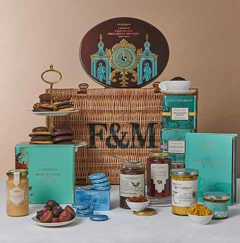 English Essentials Hamper Fortnum & Mason