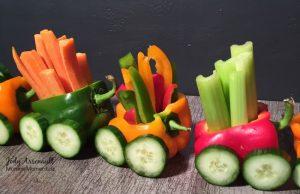 kids veggies