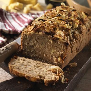 cheddar&beer bread