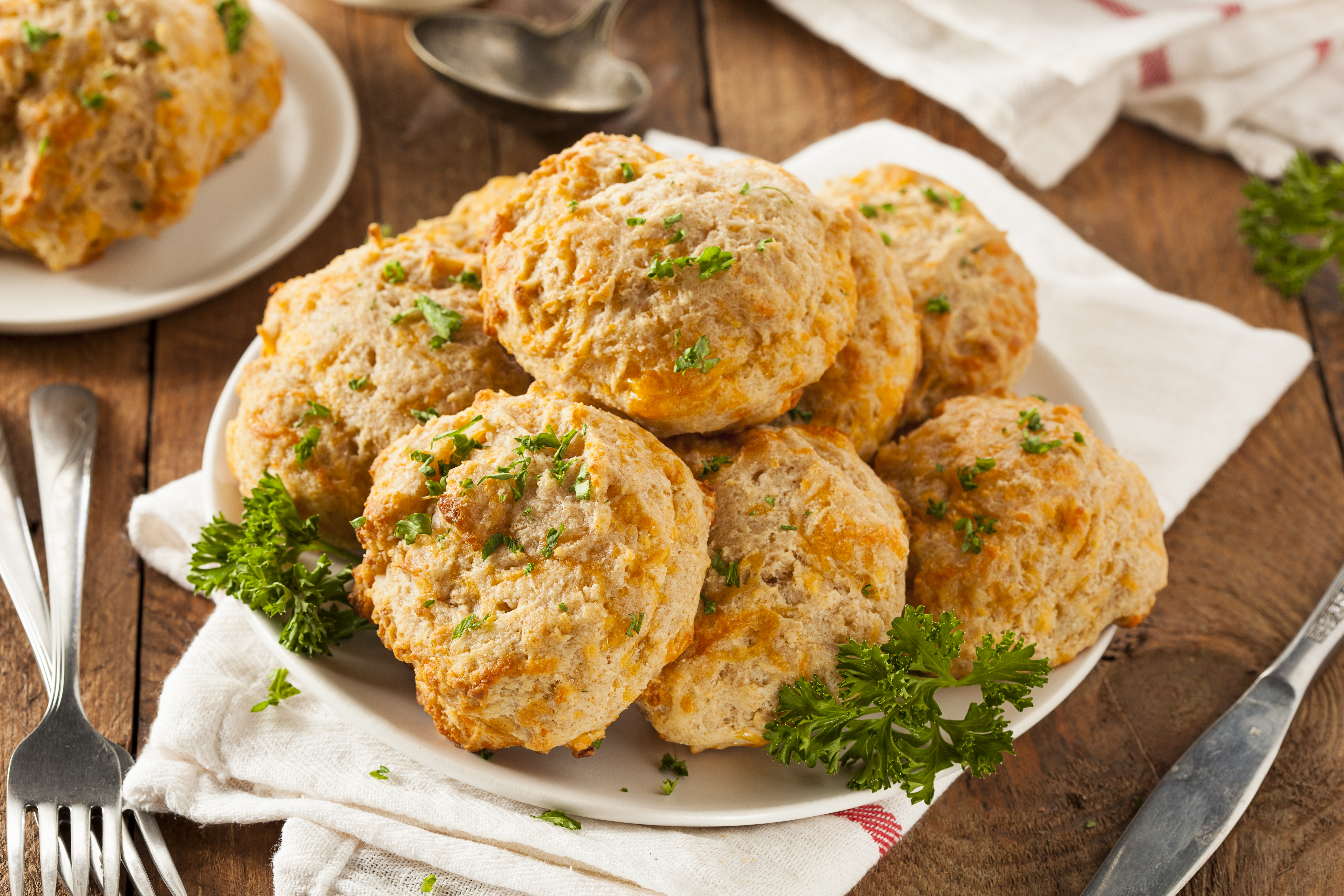 Delightful Cheese Biscuits